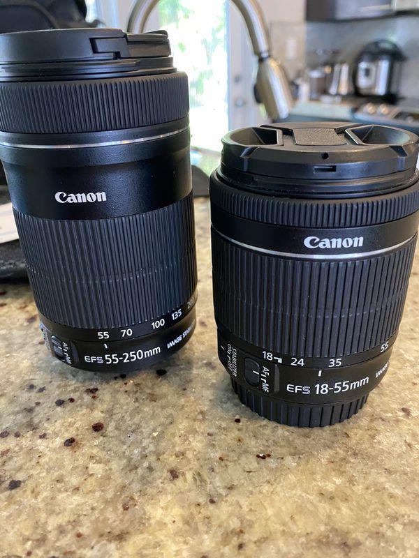 Canon T6i DSLR kit
