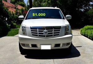 ♛$1.000 First owner 2OO8 Cadillac Escalade for Sale in Anaheim, CA