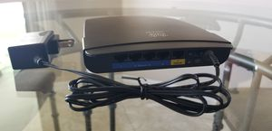 Linksys Router E1200 for Sale in Port St. Lucie, FL