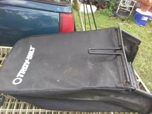 Troy bilt lawn mower bag for Sale in Tampa, FL