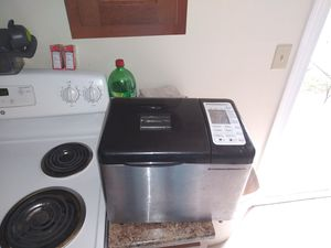Bread maker $40 or best offer for Sale in Newark, OH