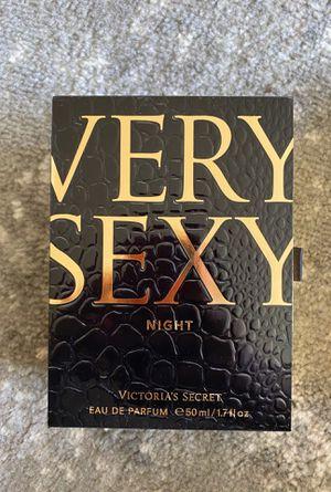 Victoria secret very sexy night perfume for Sale in Old Bridge Township, NJ