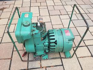 Rare Vintage Old-style Rope Start Dayton Engine Generator for Sale in Libertyville, IL