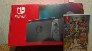 NINTENDO SWITCH BRAND NEW NEVER OPENED for Sale in Menifee, CA