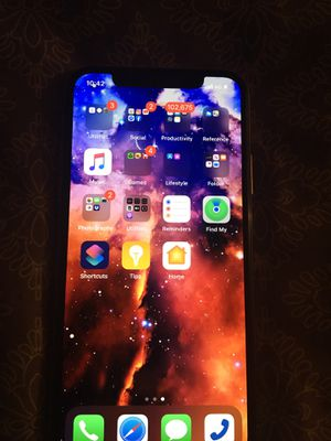 iPhone X for Sale in Somerville, MA