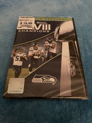 Seattle Seahawks DVD for Sale in Puyallup, WA