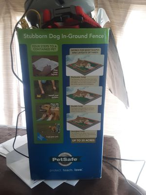 Electric dog fence for Sale in Alliance, OH