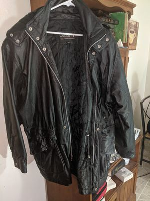 Wilson leather coat for Sale in Hayward, CA