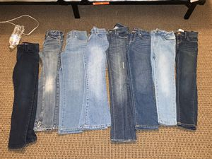 Girls jeans for Sale in Fort McDowell, AZ