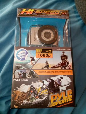 Pyle sports hi speed HD digital camera for Sale in Pittsburgh, PA