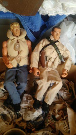 G.I. Joe Dolls (2) for Sale in Brandon, FL