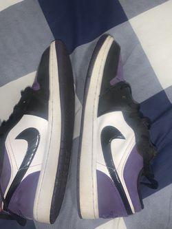 Jordan 1 Low Court Purples for Sale in Orlando,  FL