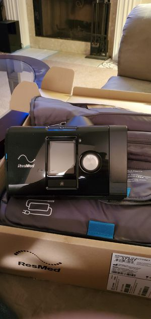 Autoset 10 cpap for Sale in Austell, GA