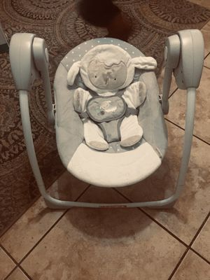 Ingenuity Comfort 2 Go Portable Swing for Sale in Austin, TX