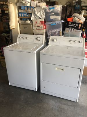 Washer And Dryer for Sale in Diamond Bar, CA