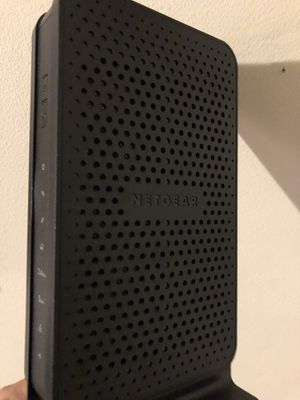 Modem Router Combo for Sale in Greensboro, NC