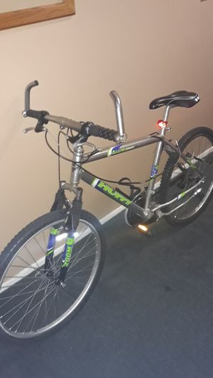 Alumi Shock Huffy Mountain Bike for Sale in Parkville, MD