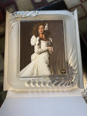 8x10 picture frame - glass new for Sale in Milford, CT