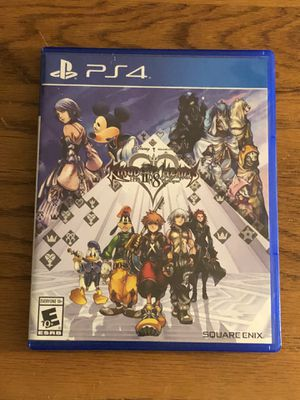 Kingdom Hearts HD 2.8 Final Chapter Prologue for Sale in Apple Valley, CA