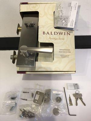 Baldwin 183SPEXSPL SQR 15 SMT CP Entrance Handleset for Sale in Garden Grove, CA