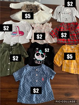 Baby Girl Cloths for Sale in Salt Lake City, UT