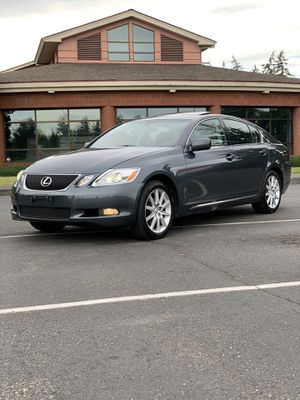 2006 Lexus GS300 for Sale in Tacoma, WA