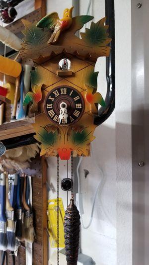 1960's Helmut Kammerer Cuckoo Clock for Sale in Valrico, FL