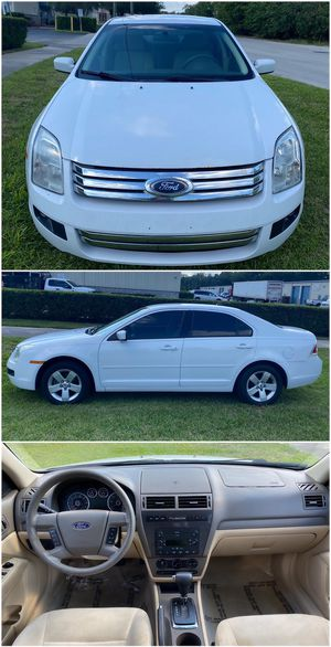 2007 Ford Fusion for Sale in Kissimmee, FL