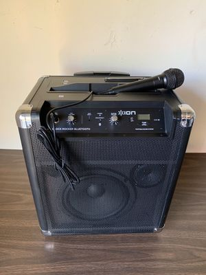 ION Block Rocker Max Bluetooth Speaker for Sale in Flower Mound, TX