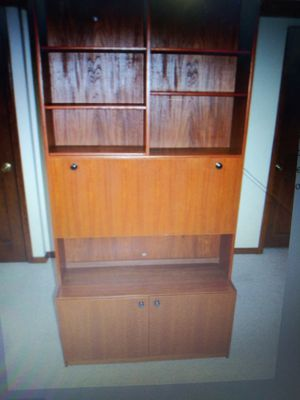 Teak cabinet for Sale in Columbus, OH
