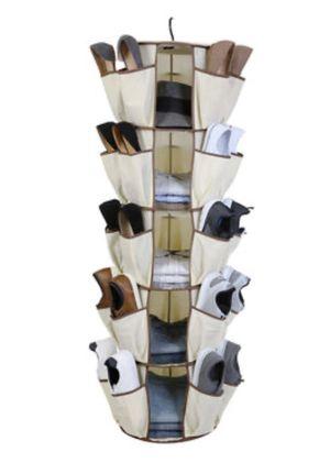 Shoe organizer for Sale in Chandler, AZ