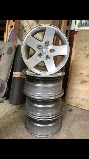 Jeep Rubicon Wheels for Sale in Auburn, WA