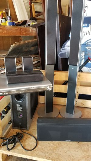 Rca surround sound for Sale in Richardson, TX
