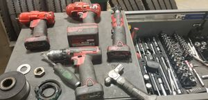 Snap on 14.4 and 18volt tools for Sale in Columbus, OH