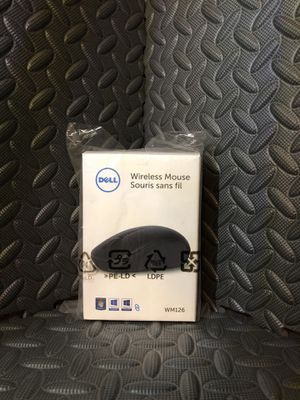 Dell wireless mouse. for Sale in Austin, TX