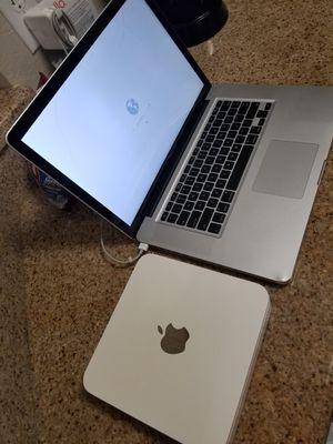 Apple MacBook Pro and Apple 1TB Time Capusule for Sale in Tempe, AZ