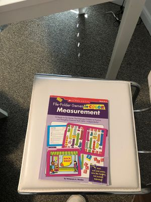 Activity book/libro de actividades for Sale in Gaithersburg, MD
