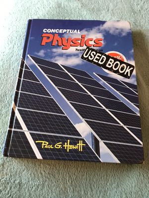 Clark College - Physics Textbook for Sale in Camas, WA