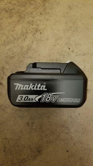 New Makita 18-Volt LXT Lithium-Ion High Capacity 3.0Ah Battery for Sale in Hemet, CA