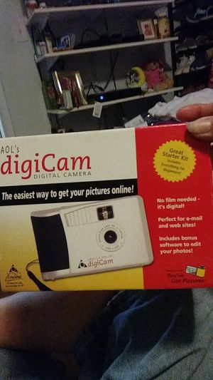AOL'S. digiCam DIGITAL CAMERA NEW IN BOX for Sale in San Leandro, CA