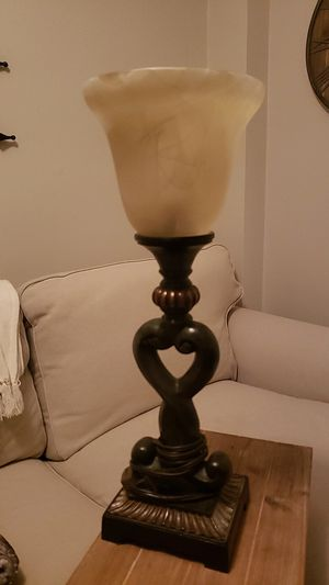 Dark Brown Table Lamp for Sale in Baltimore, MD