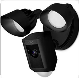 RING- Floodlight Cam: Motion Activated Security Camera & Floodlight with Two-Way Talk & Siren for Sale in El Monte, CA