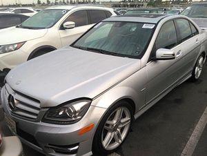 2012 Mercedes-Benz C-Class for Sale in Ontario, CA