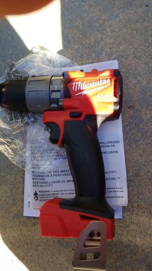 Milwaukee m18 hammer drill, tool only for Sale in Vista, CA