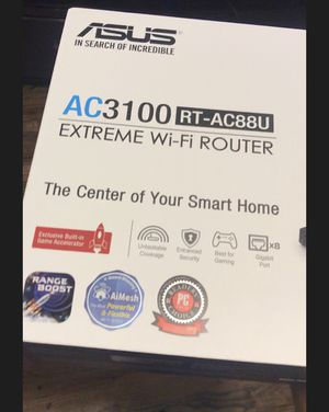 asus router 3100 gaming for Sale in Brooklyn, NY