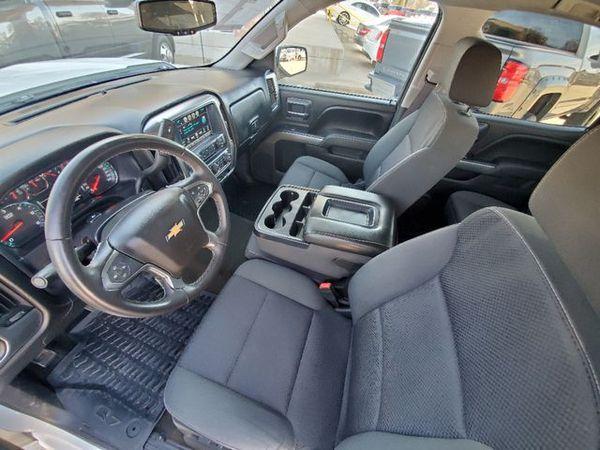 2017 Chevrolet Silverado 1500 Crew Cab