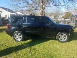 2007 jeep patriot limited for Sale in Rossville, GA