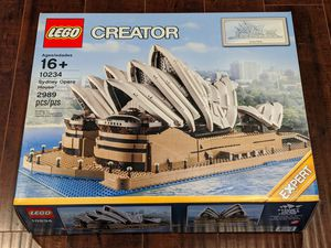 Brand new retired LEGO #10234 Sydney Opera House for Sale in Anaheim, CA