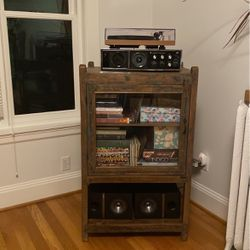 Reclaimed Wood Display Cabinet for Sale in Seattle,  WA