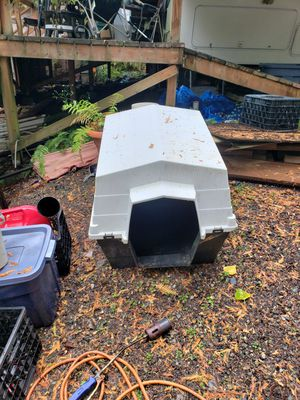 Extra large doghouse for Sale in Olympia, WA